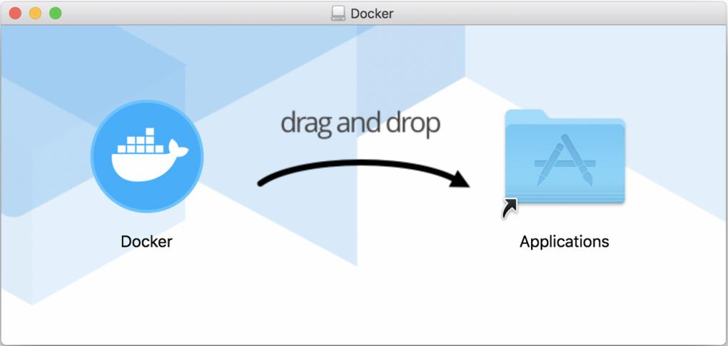 Installing Docker on Mac OS