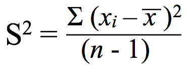 The calculate standard deviation how to Standard Deviation